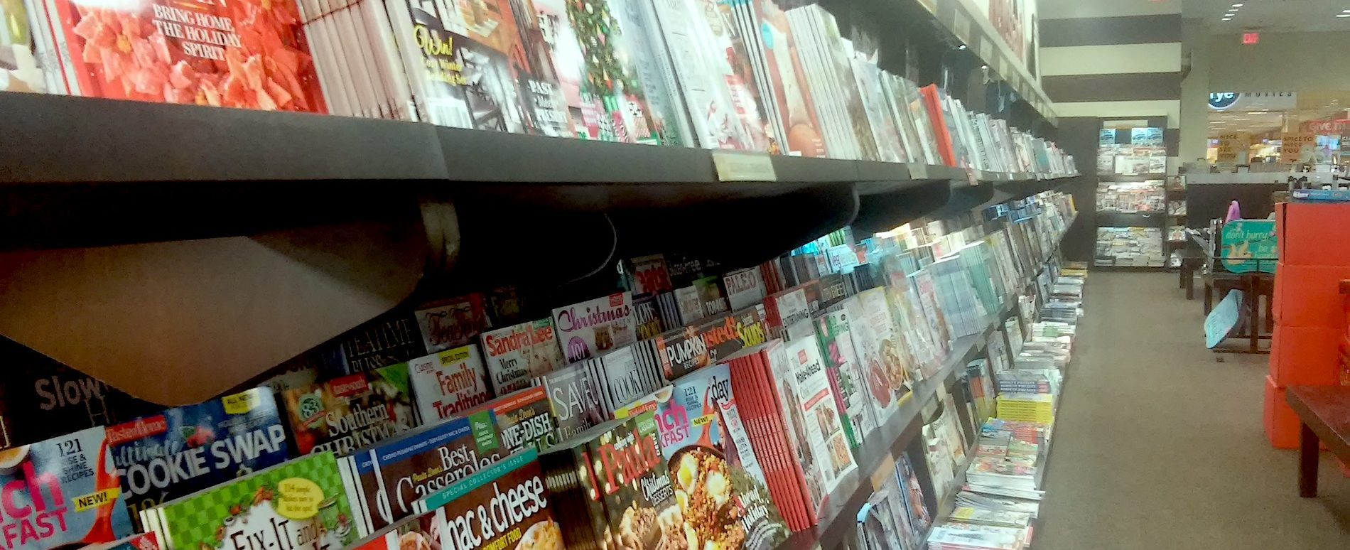 Rack of Magazines | Carol J. Alexander