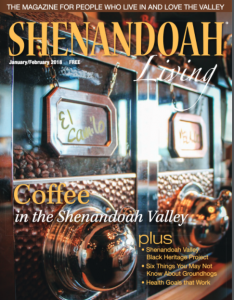 Shenandoah Living Magazine, Jan/Feb 2018 | Carol J Alexander