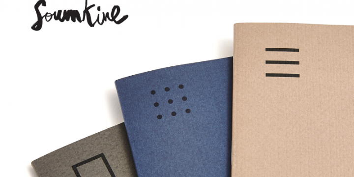 Soumkine Notebooks & Planners Catalogue 2018–July 2018