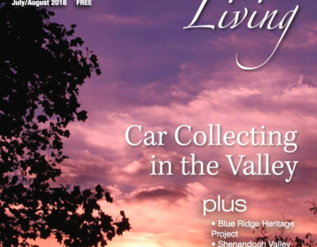 Shenandoah Living Magazine–July/Aug 2018 issue, Managing Editor
