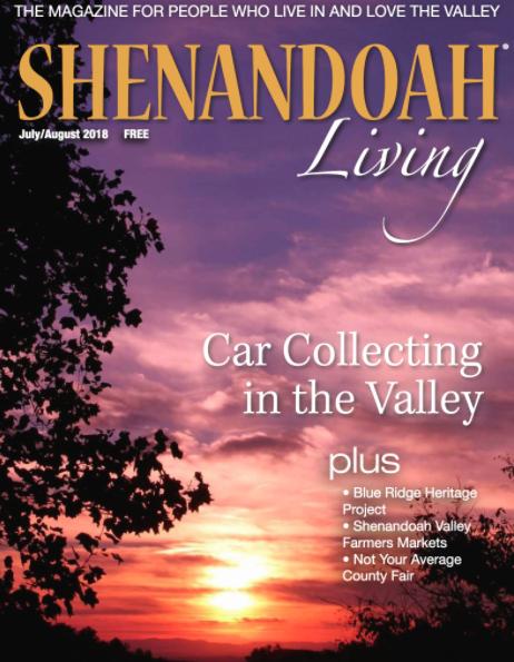 Shenandoah Living Magazine | Carol J Alexander