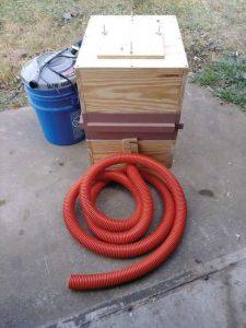 DIY Bee Vacuum | Carol J Alexander