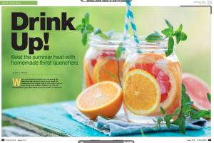 Drink Up Thirst Quenchers | Carol J Alexander