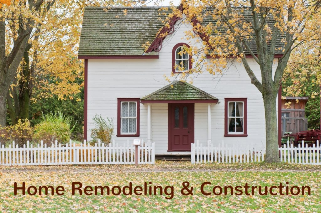home remodeling construction writer
